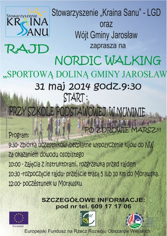 Nordic Walking w Radawie
